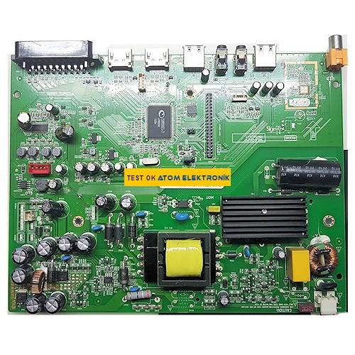 12AT057, T.siz V1.3 MNL, Mainboard