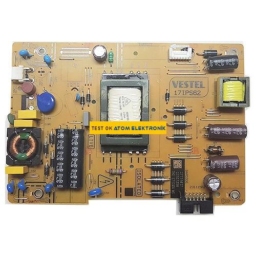 17IPS62 231115R2 Powerboard