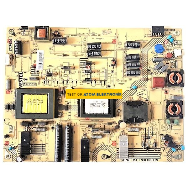17IPS20 Power Board