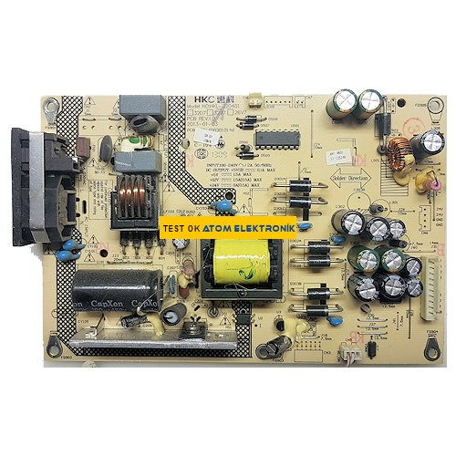 HKL-320401 -REV1.2 HKC Power-Board