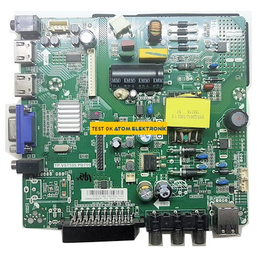 TP.VST59S.PB755 , WH32H147G03LTY , Main Board