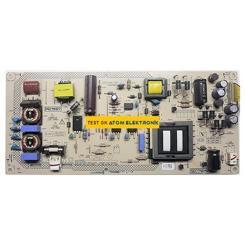 VTY194-37, ZKE140 Power Board