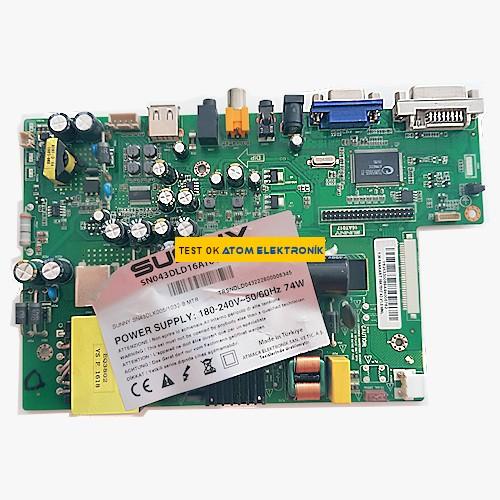 16AT017 Main Board