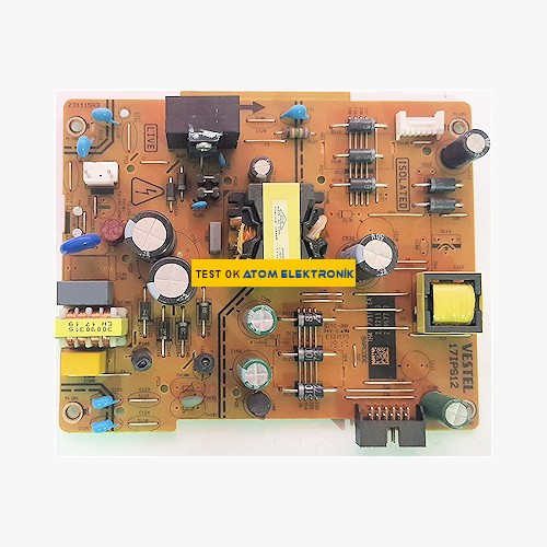 17IPS12 , 23321119, Vestel Power Board