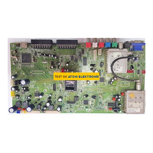 17MB22-2, 021106 Vestel Main Board