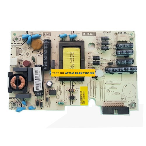 17PW80 23100838 Power Board
