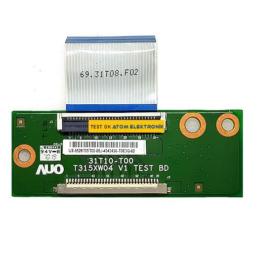 31T10-T00 , T315XW04 V1 T-CON Board
