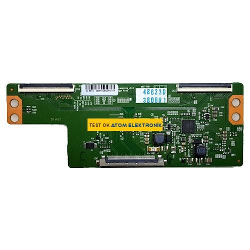 43 6871L 3806H1 T-CON Board