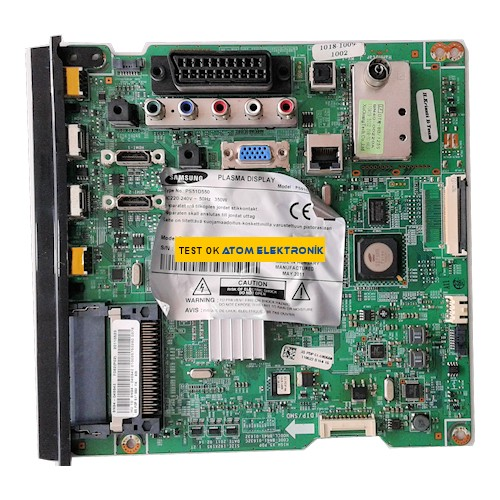 BN94-04884E, BN41-01632C, Samsung TV Main Board