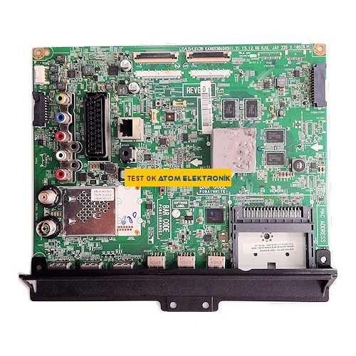 EAX65384003 (1.2), EBR78309004,  LG TV Main Board
