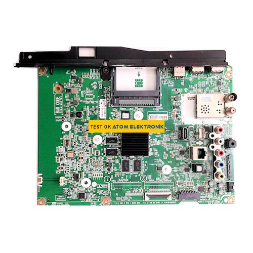 EAX66818104(1.0), 60EBT000-036W,  LG TV Main Board