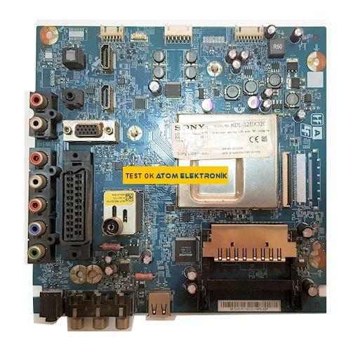 MB MT66-EU, S0100-2, 48.72V04.021, Sony Main Board