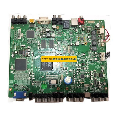 MSTR2-12C TLC Main Board