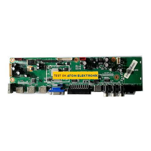 T.MT8223. 3B 10285, Sanyo Main Board