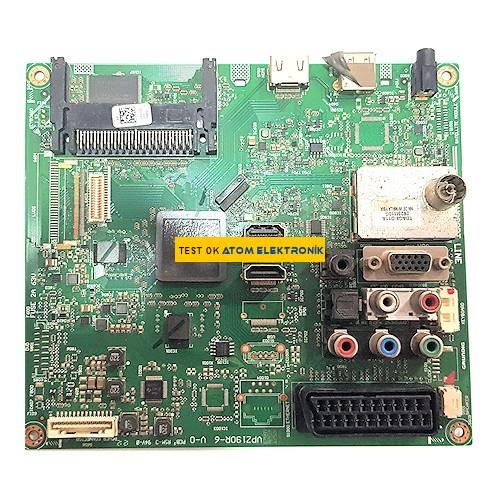 VPZ190R-6 V-0 1C1003 Arçelik Main Board