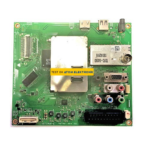 VUT190R-6 Arçelik Main Board