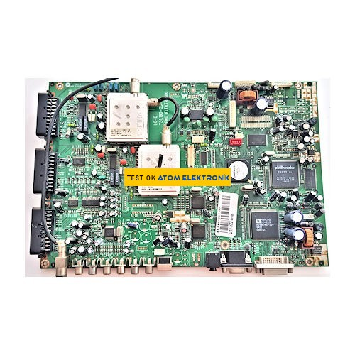 Y51.190-05 Beko Main Board