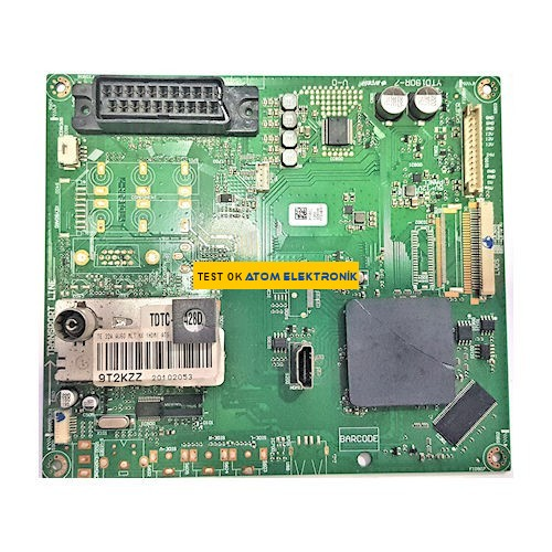 YTD190R-7, TDTC-G428D, CP5LZZ, Arçelik Main Board