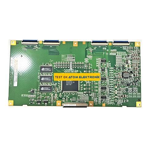 V296W1-C1 T-CON Board  Adres Board