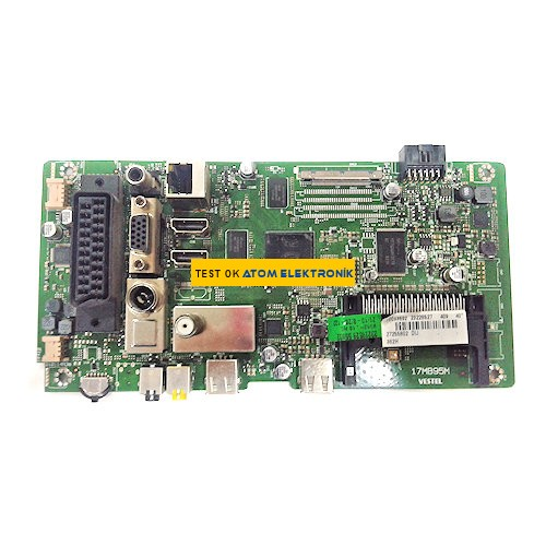 17MB95M, 10093592 ,23228527 Vestel Main Board