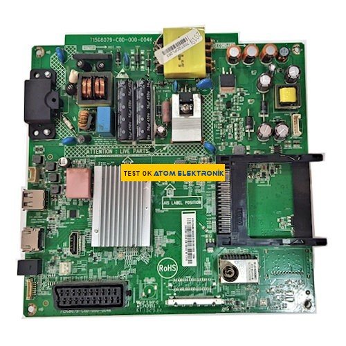715G6079-C0D-000-004K Philips Main Board