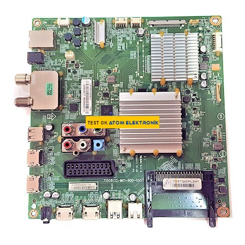 715G8132-M01-B00-005T Philips Main Board