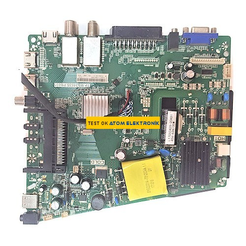 TP.MS3463S.PB801 AWX3282 AWOX Main Board