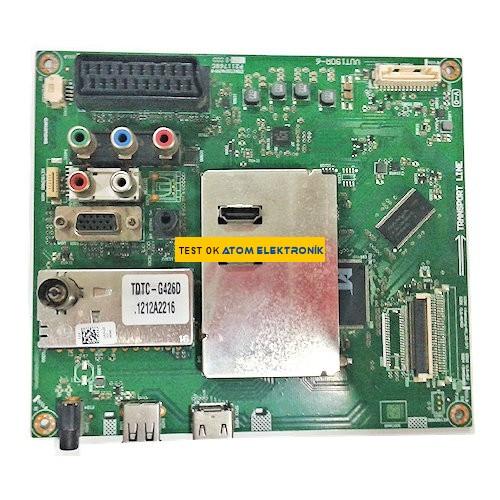 VUT190R-6. TDTC-G426D LAGLZZ Arçelik Beko Main Board