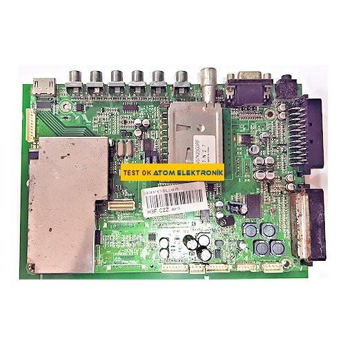 XLA190R-7, H3F CZZ Grundig Main Board