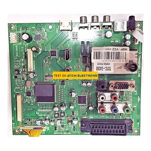 YRQ190R-8, HQP YZZ, TDTC-G428D Arçelik Grundig Main Board