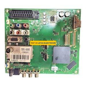 YTD190R-7, CU80ZZ, TDTC-G428D, PCB2 Arçelik Beko Main Board