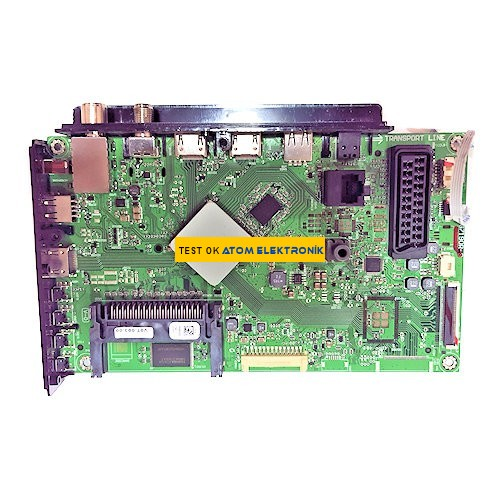 ZG7190R-9, S5EOZZ Arçelik Main Board