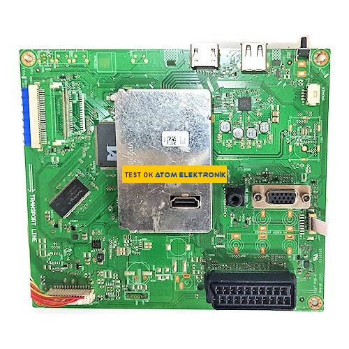ZU4190R-1, ENTCZZ Grundig Main Board