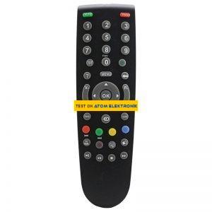 Arçelik-Beko Lcd TV Kumandası