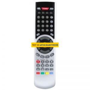 Arçelik RCH6A50 Slim Tv Kumandası