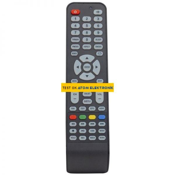 "Awox 55"" U5600STR Smart Tv Kumandası"