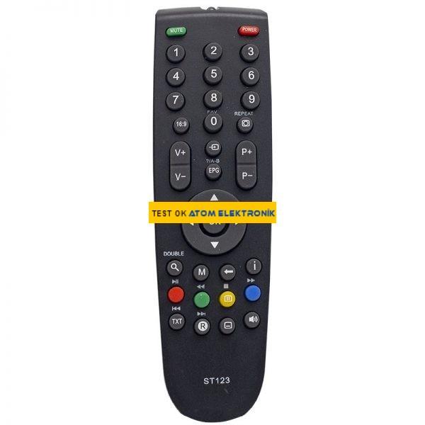 Beko-Arçelik Lcd Led Plazma Tv Kumandası