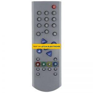 Grundig 750-751C Lcd Tv Kumandası