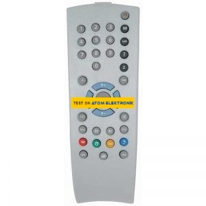 Grundig TelePilot 156C Lcd Tv Kumandası 1190