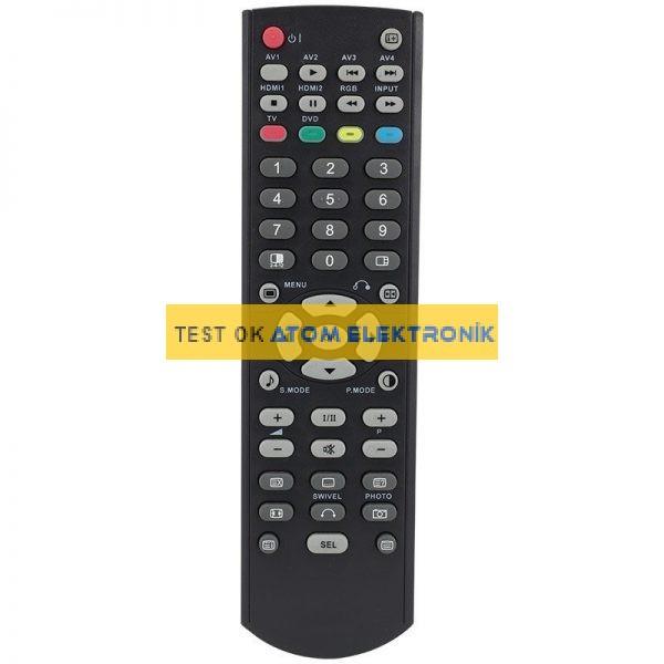 Hitachi RM-D626 Lcd Led Plazma Tv Kumandası