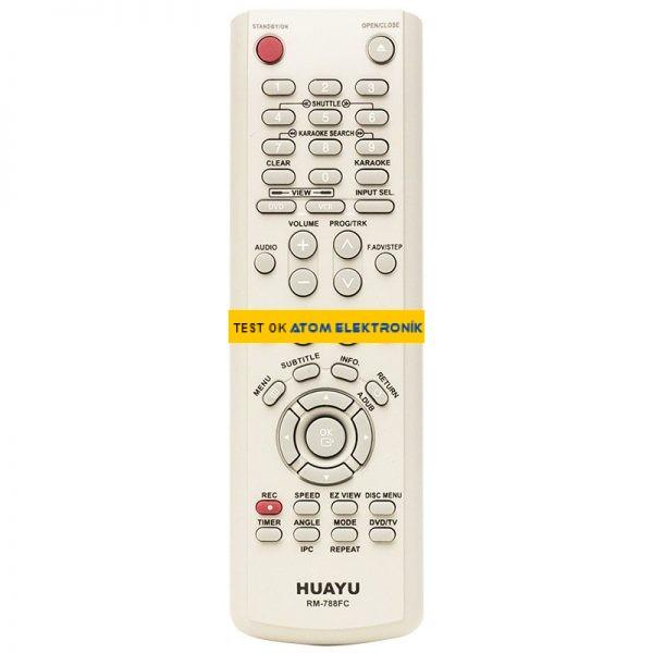 Huayu RM-788FC Samsung Lcd-Led Tv + Dvd Universal Kumanda