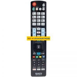 Huayu RM-L930+3 LG Netflix-Amazon Tuşlu Universal LCD-LED Tv Kumandası