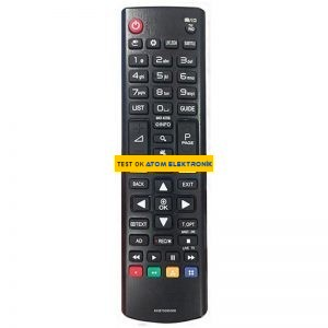 LG AKB75095308 Netflix-Amazon Lcd Led Tv Kumanda
