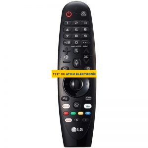 LG AN-MR19BA Amazon Prime-Netflix Tuşlu Tv Kumanda