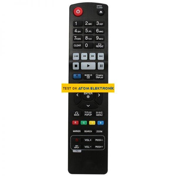LG RM-B1167 Lcd Led Tv Kumandası