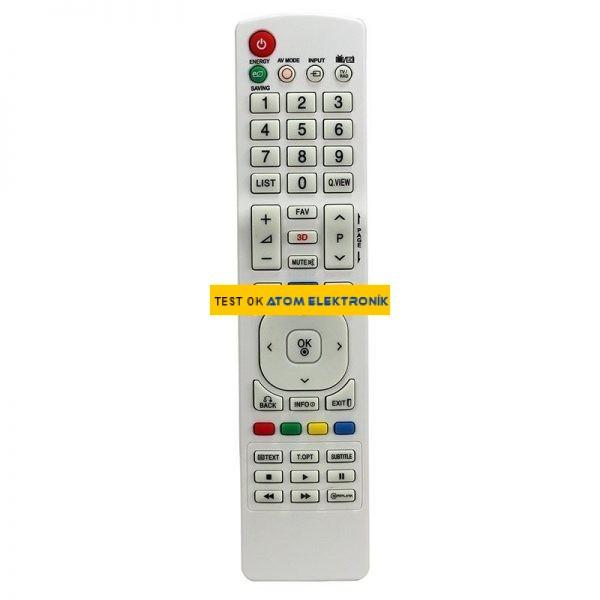 LG RM-L915W Universal Lcd Led Tv Kumandası