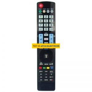 LG RM-L930 Universal Siyah Lcd led Tv Kumandası
