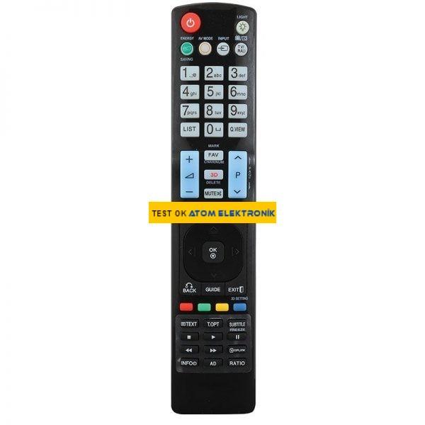 LG RM-L999+1 3D Universal  Lcd led Tv Kumandası