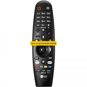 LG Universal Amazon+Netflix Lcd Kumandası