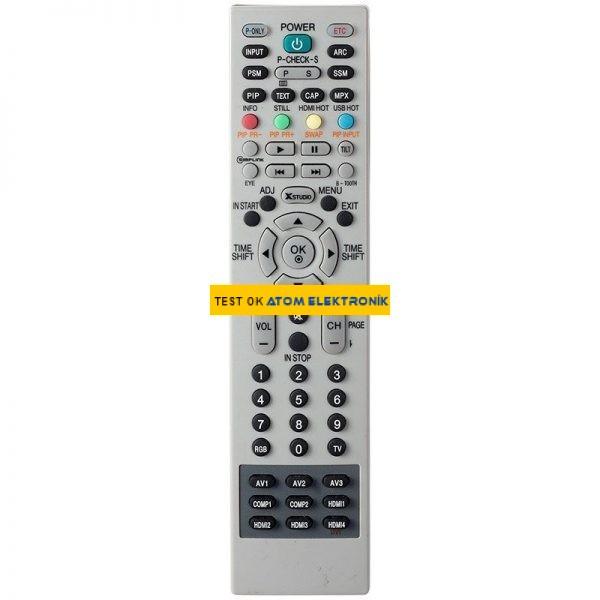 Lg Lcd Led Tv Servis Kumandası